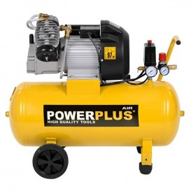 Compresor 50 litros 2200W Powerplus POWX1770