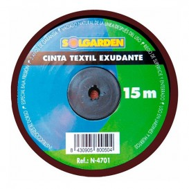 Cinta textil exudante 16 mm Solgarden