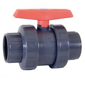 Válvula de bola PVC PN10 Cepex encolar