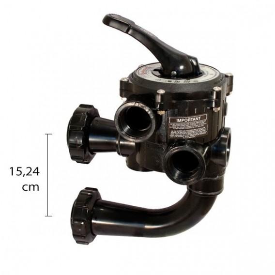 """Válvula selectora Hayward Lateral 1½"""" SP0710X62E"""
