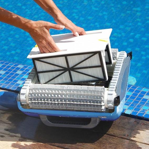 Filtro cartucho recambio Dolphin M3 DX3 DX4 ultra fino primavera (pack 4 uds.)