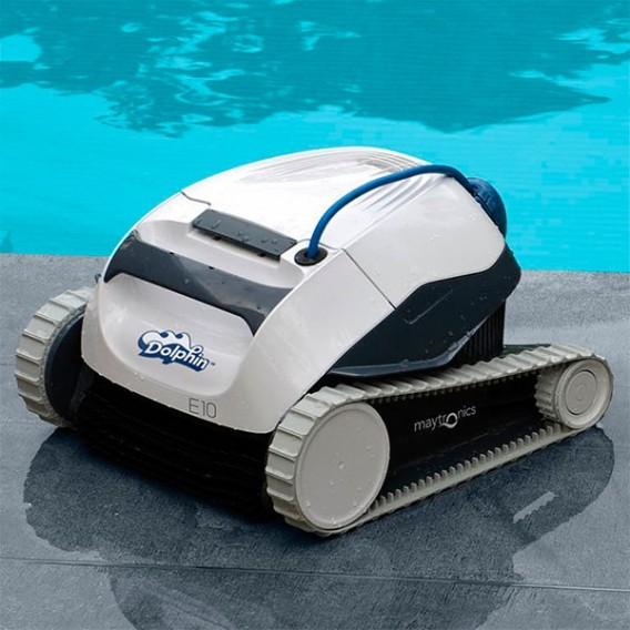 Dolphin E10 robot limpiafondos piscina