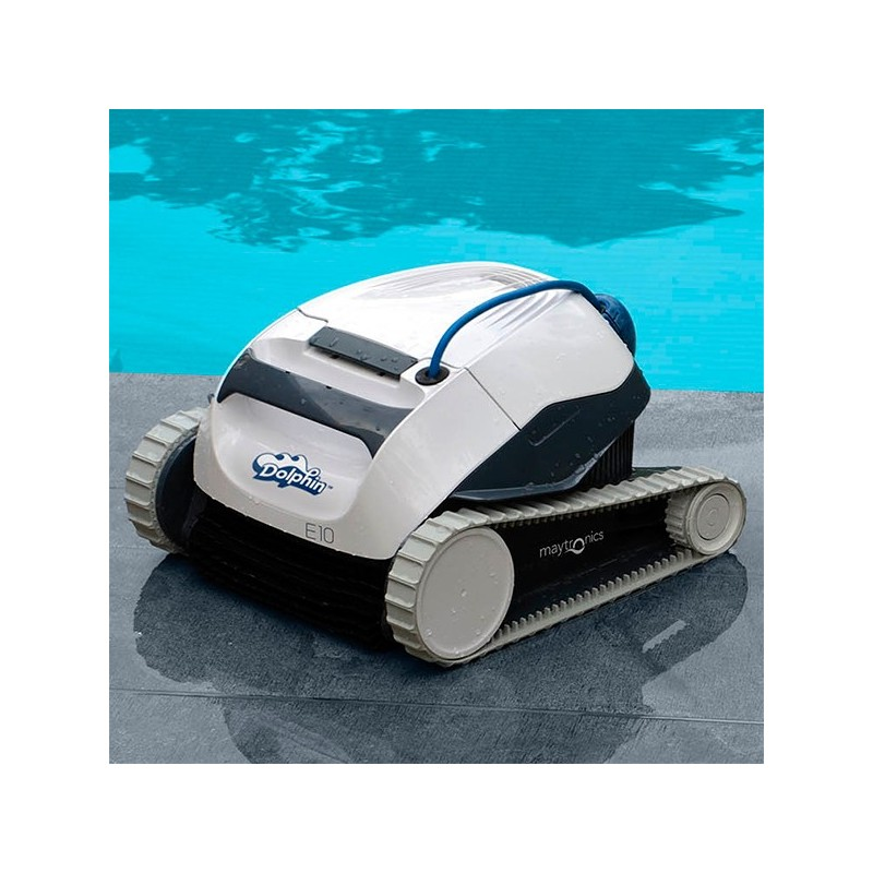Dolphin e10 robot limpiafondos piscina poolaria Limpiafondos para piscinas