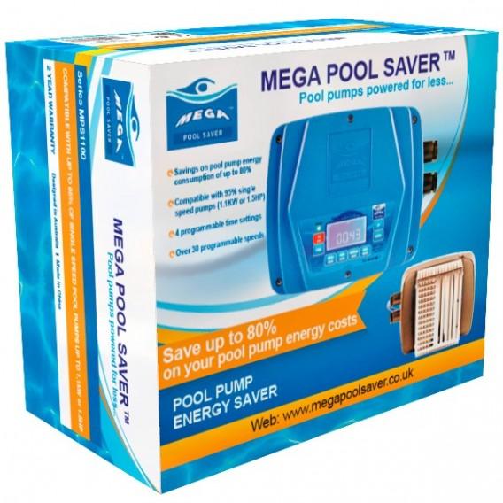 Mega Pool Saver variador de frecuencia para bomba de piscina