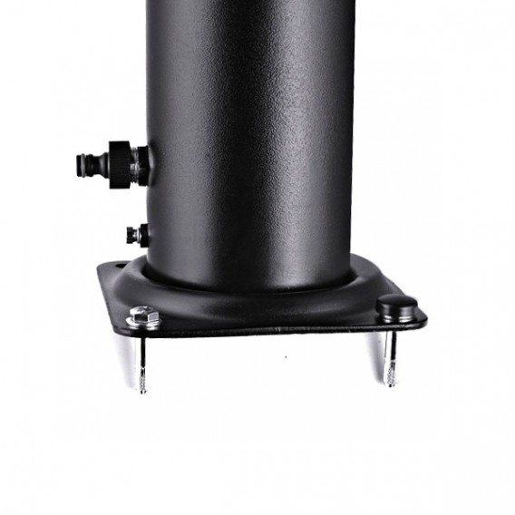 Base con toma de agua ducha solar Gre AR1130
