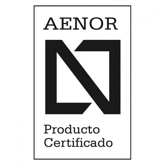 Producto certificado AENOR