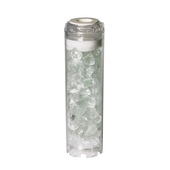 """Cartucho contenedor polifosfato cristal 10"""""""