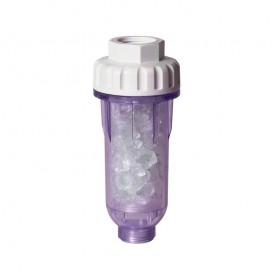 Mini cartucho contenedor polifosfato cristal