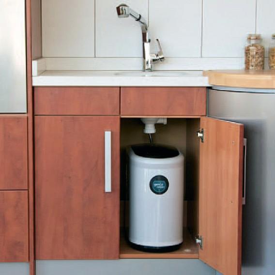 Genius Compact ósmosis doméstica compacta con o sin bomba