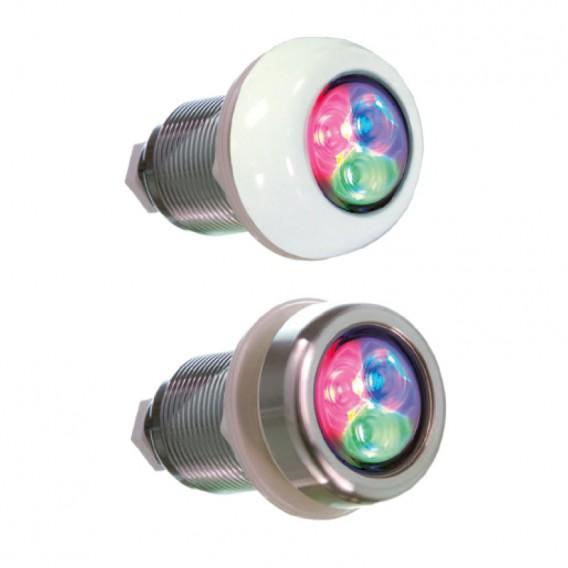 Proyector LumiPlus Micro LEDs para spa y piscina prefabricada
