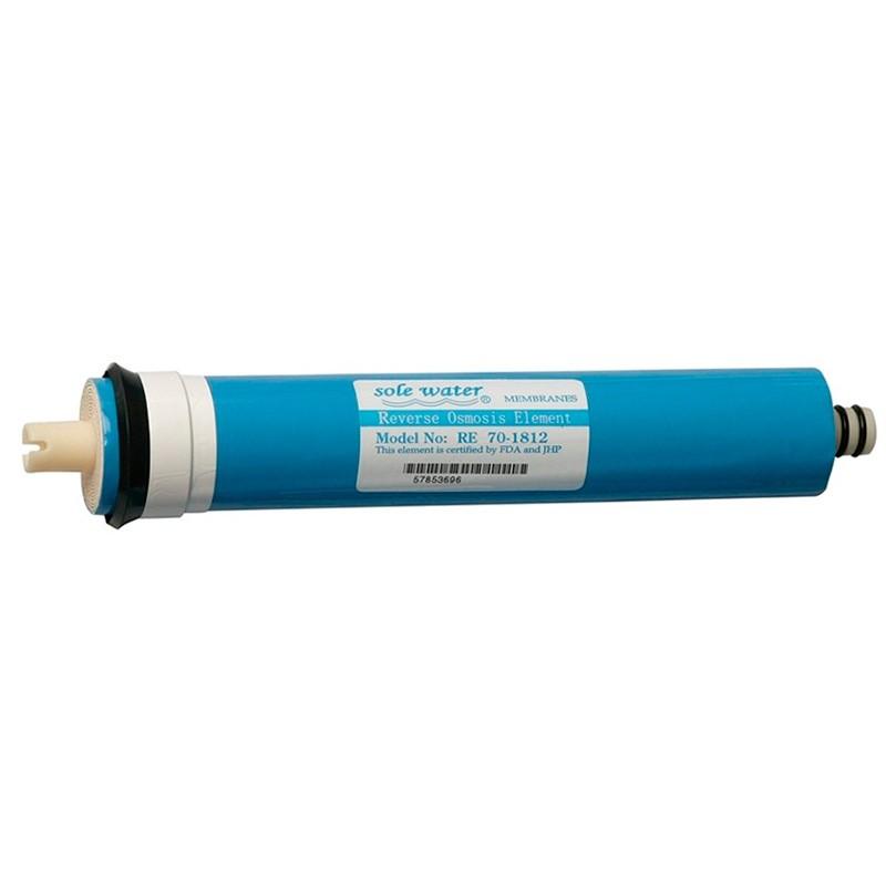 Recambio membrana smosis inversa fcs 50 75 100 gpd poolaria for Membrana osmosis inversa