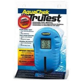AquaChek TruTest lector digital de tiras analíticas