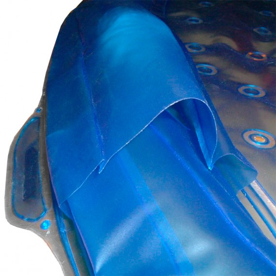 Solar Sun Rings con ancla aro calentador solar piscina