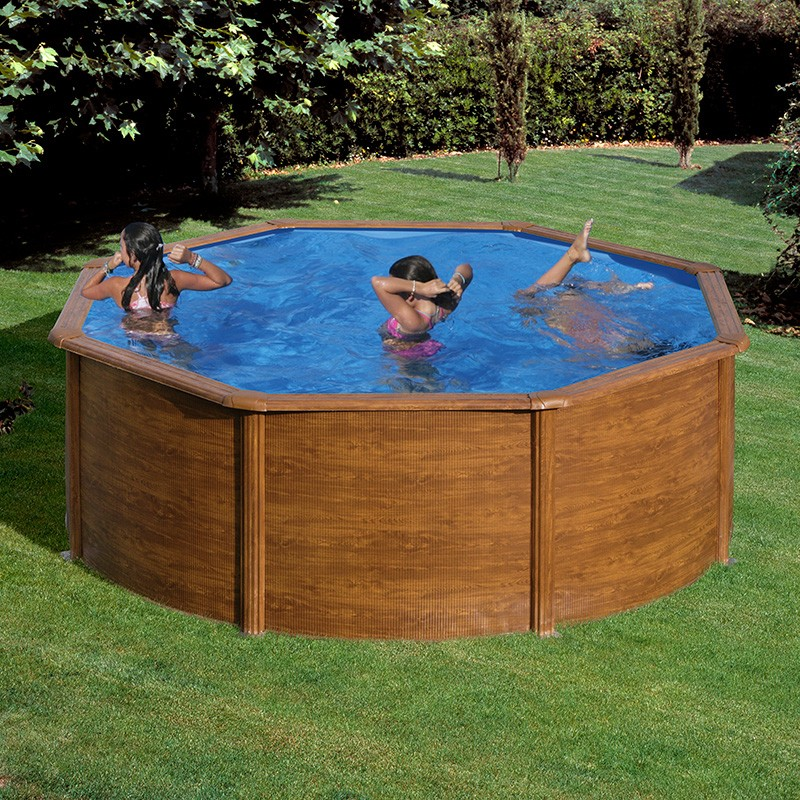 Decorar Jardin Con Piscina Desmontable