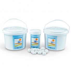 Hipoclorito cálcico agua potable Clorical CTX