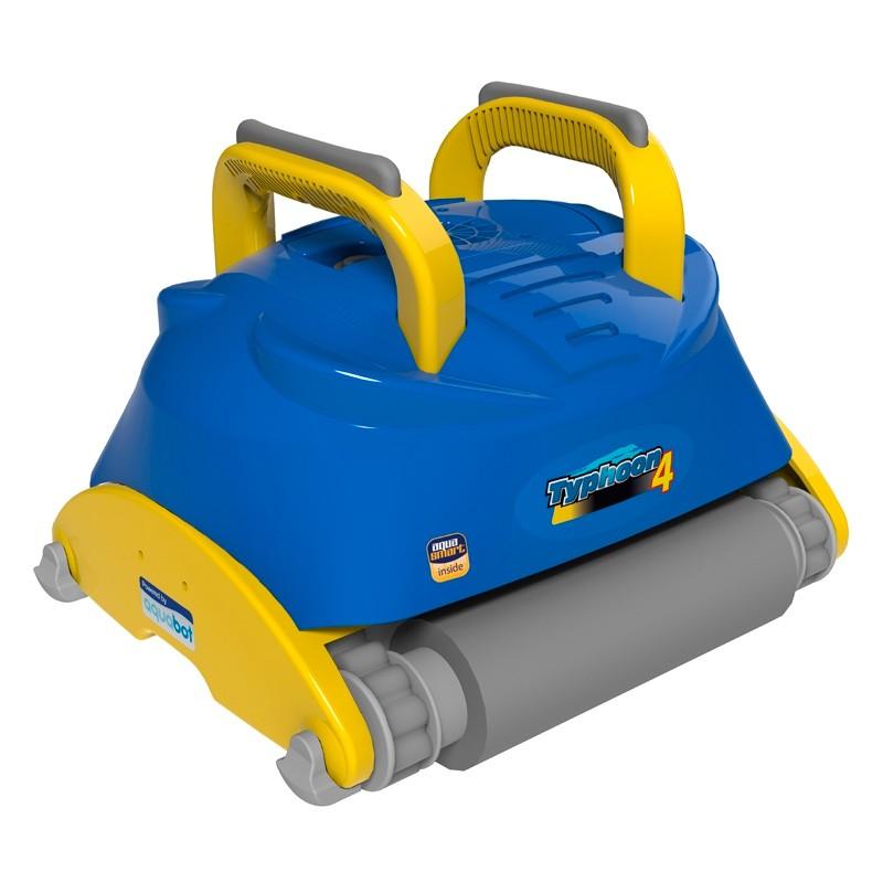 Typhoon 4 robot limpiafondos piscina poolaria Limpiafondos para piscinas