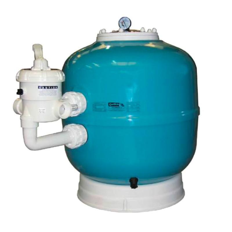 Filtro florida lateral certikin depuradora piscina poolaria for Filtros de agua para piscinas