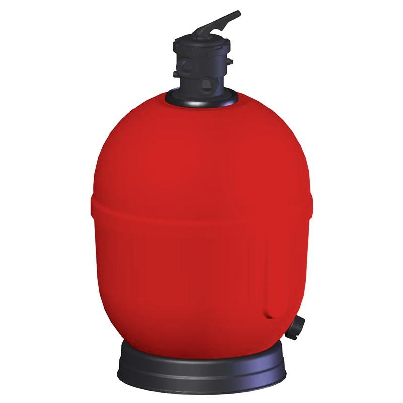 Filtro rapidpool top astralpool depuradora piscina poolaria for Tapa filtro depuradora piscina