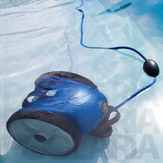 Zodiac Vortex 1 en el fondo la piscina