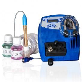 Controlador de pH con bomba peristáltica Gre CPH14
