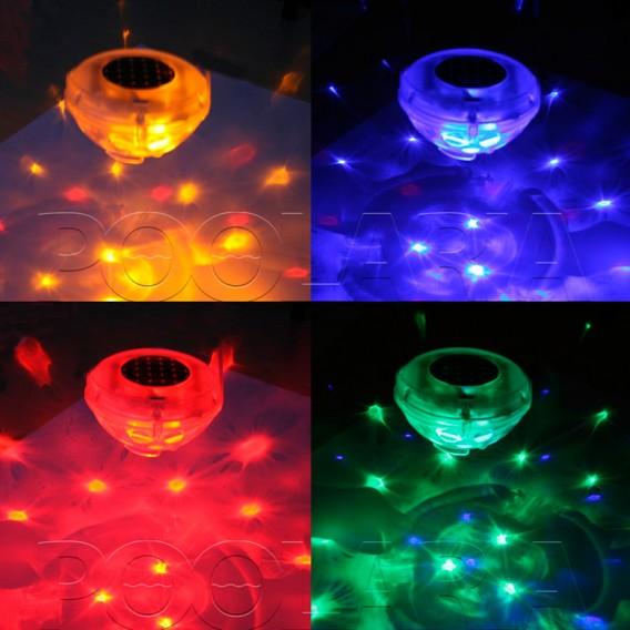 Colores lámpara fantasía Gre 90173