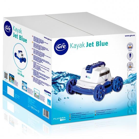 Robot Kayak Jet Blue RKJ14 limpiafondos piscina