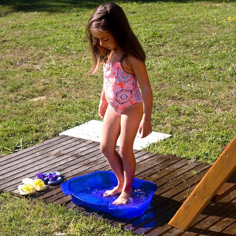 Lavapi s para piscina desmontable gre lp01 poolaria for Base para piscina desmontable