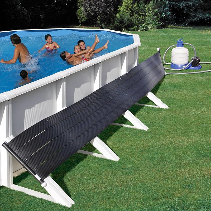 Calentador solar para piscinas gre ar2069 poolaria for Accesorios de piscina