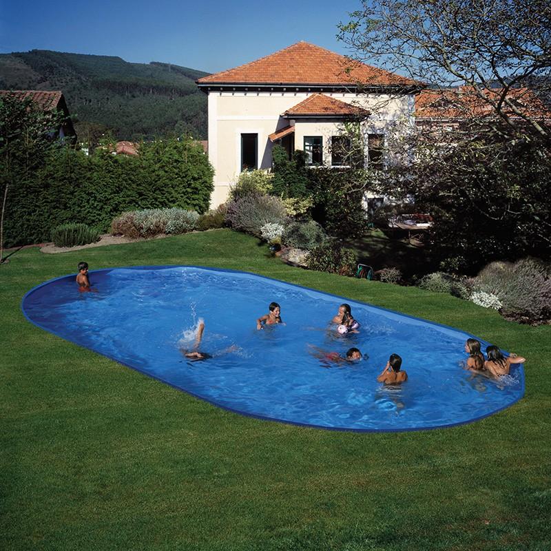 piscina desmontable altura 150