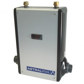 Intercambiador de calor agua-agua AstralPool Waterheat equipado