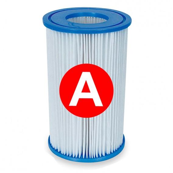 Cartucho filtración Intex Tipo A