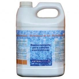 Netcel AstralPool. Limpiador de células electrolíticas