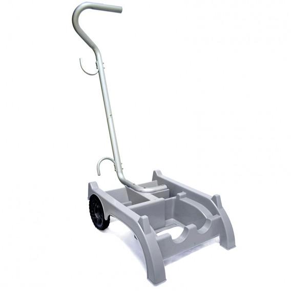 Carro de transporte limpiafondos Leader Clean