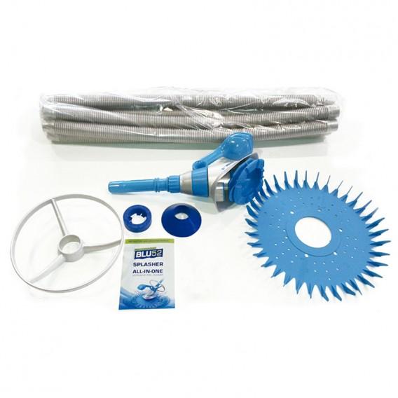 Componentes limpiafondos Splasher