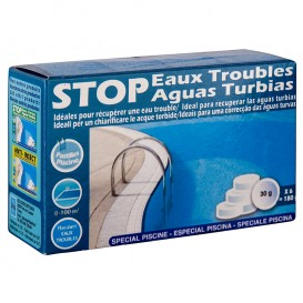 Stop Aguas Turbias 180g Gre