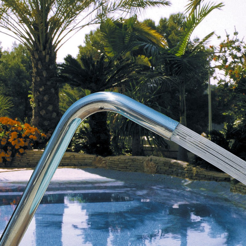 Ca on luxe para piscina poolaria for Accesorios para piscinas cascadas