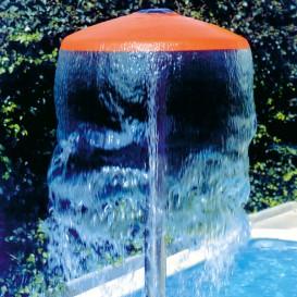 Sombrilla de agua para piscina