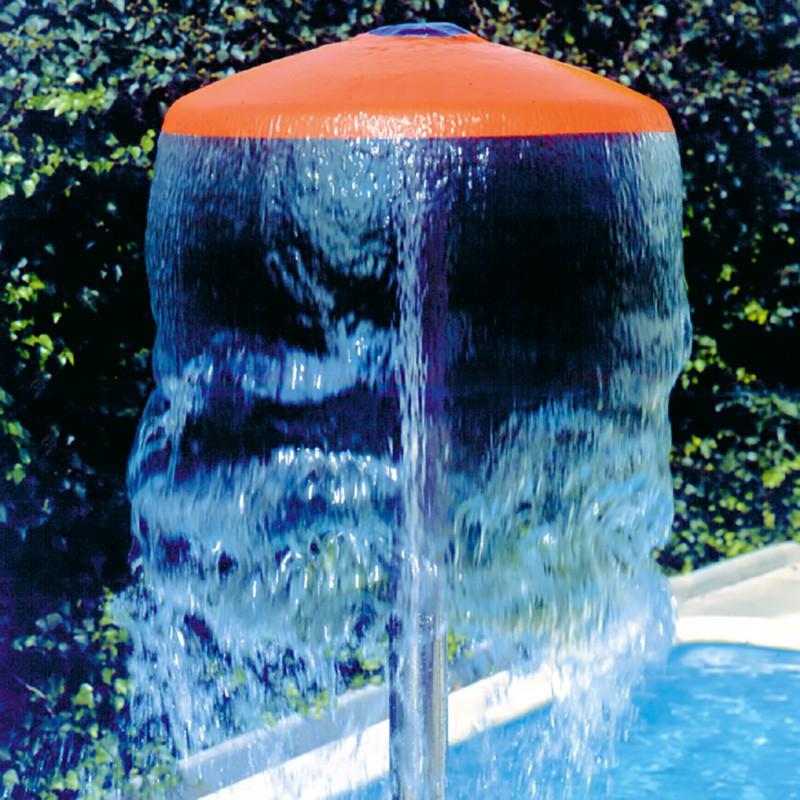Sombrilla de agua para piscina poolaria for Accesorios para piscinas cascadas