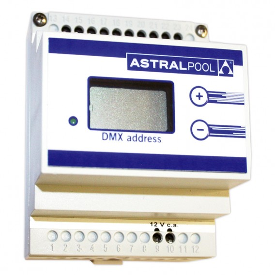 Modulador RGB DMX