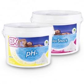 Productos químicos piscina