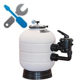Recambios filtros piscina poolaria for Tapa depuradora piscina