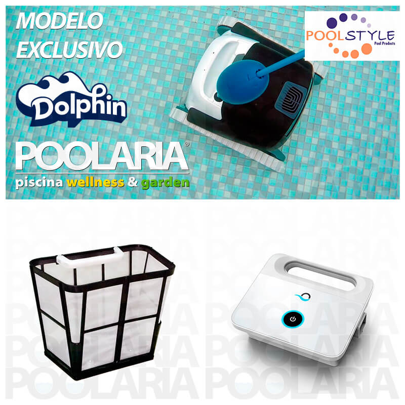 Detalles Dolphin PoolStyle
