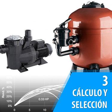 Cálculo y selección de depuradoras