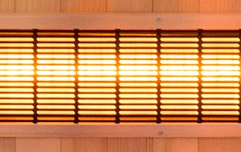 Emisores de carbono sauna Apollon