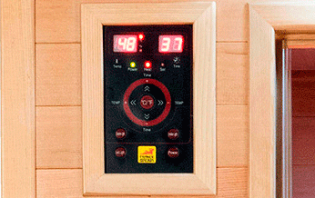 Panel de control sauna Apollon