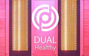 Emisores Dual Healthy sauna Hybrid Combi