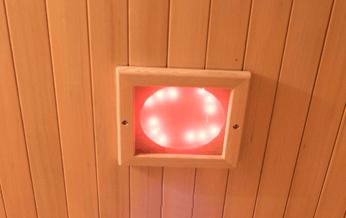 Cromoterapia sauna Spectra