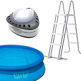 Piscinas intex comprar con los mejores precios y ofertas for Accesorios piscinas intex