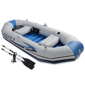 Barcas y kayaks Intex