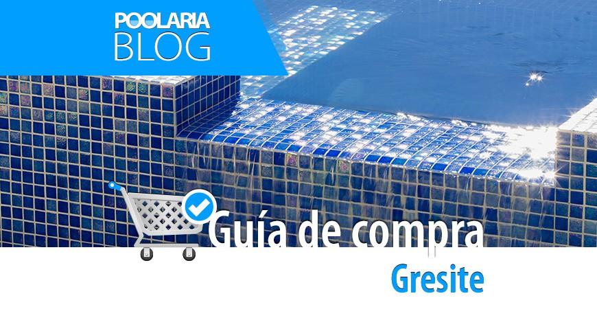 Guía de compra de gresite para piscinas